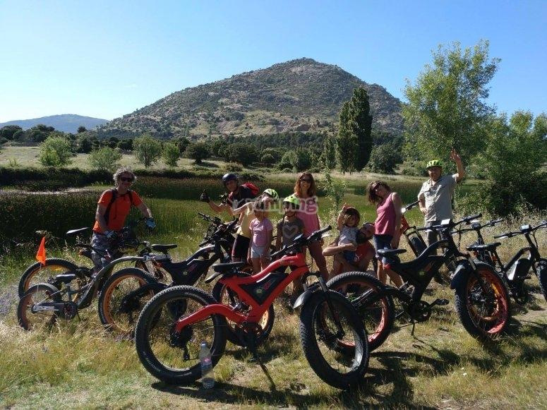 Bicis electricas para los pequenos
