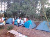 Terreno para acampada