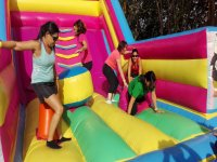 inflatable castles for adults