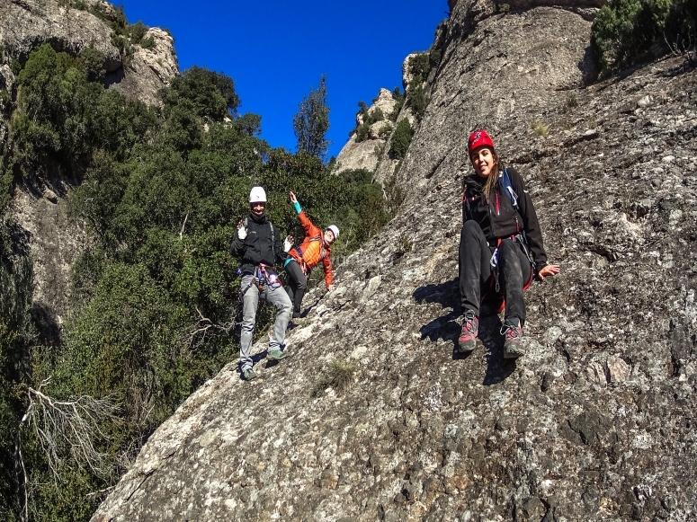 蒙特塞拉特断层峡谷断裂