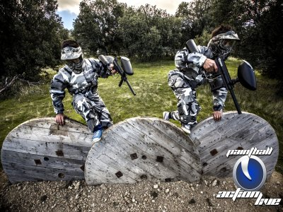 Multiaventura navalcarnero for Action live paintball madrid oficinas