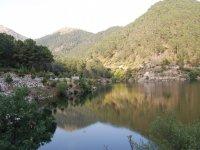 Lago precioso
