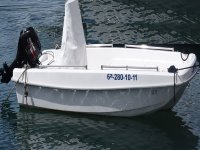 Alquiler barco para pesca, 4 horas, L'Ametlla