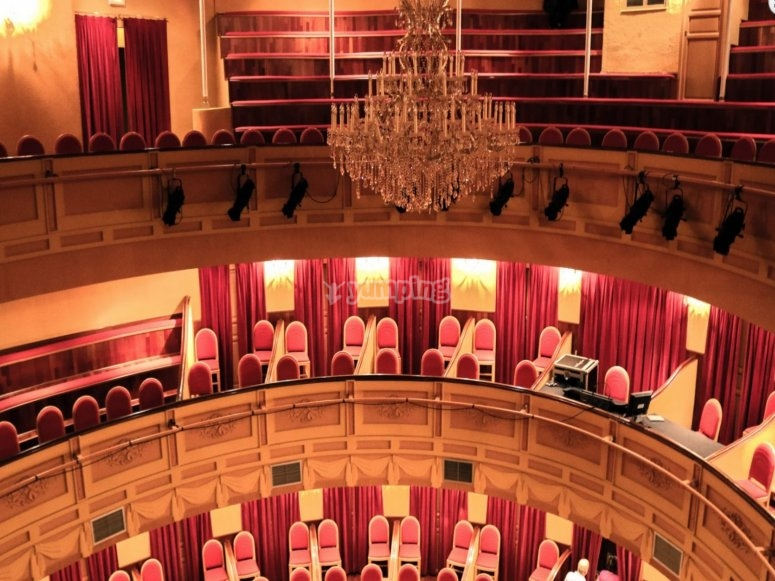 Salon du théâtre