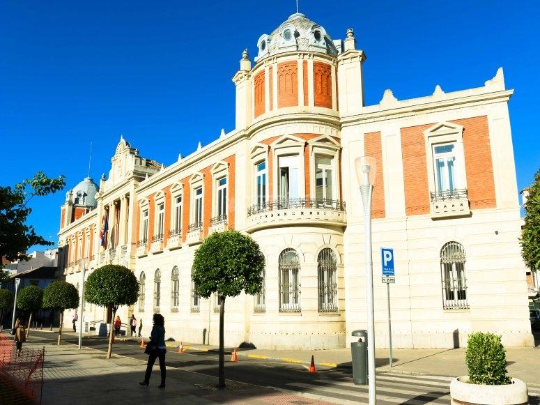 Palacio de Diputacion
