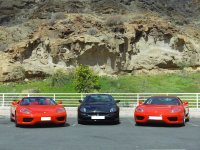 Flota de Ferraris