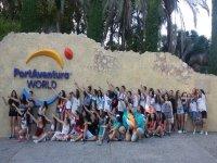 Un dia en PortAventura World