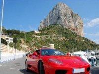 Ferrari en Canarias