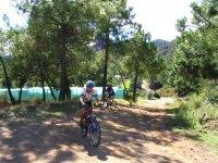 Iniciación a la bicicleta de montaña