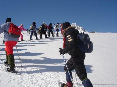 Escuela Oficial de Esquí y Snowbord Narcea Leitariegos Raquetas de Nieve