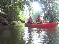 kayak por el Tietar