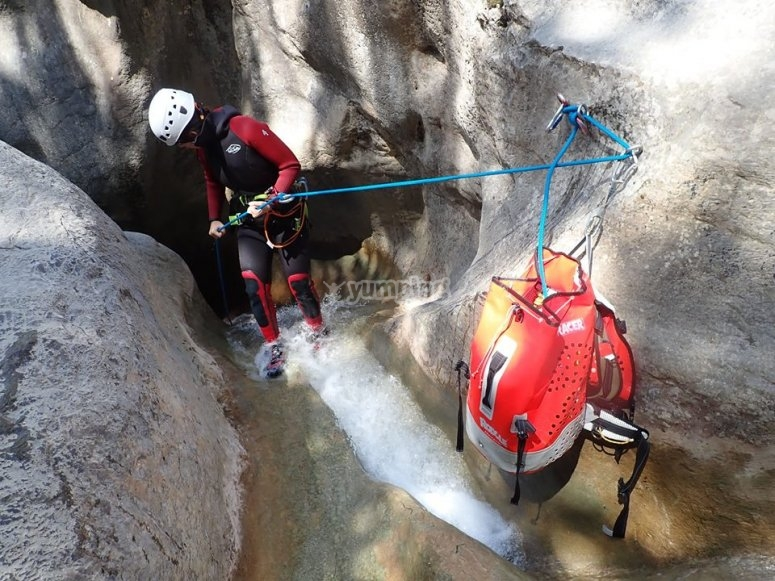 Técnicas de rescate