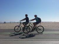 Paseos relajantes en bicicleta