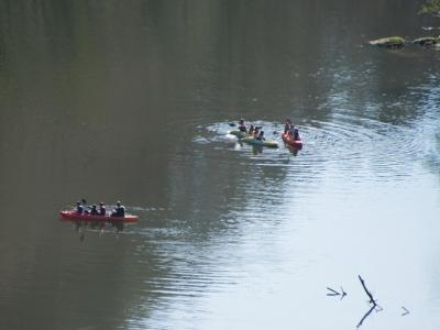 Kayak individuale sul fiume Fluvià 1 ora