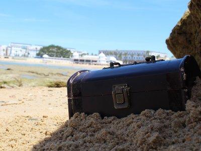 Gymkana en Cádiz la búsqueda del cofre 2 horas