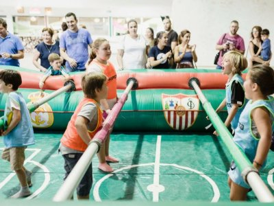 Family World Sevilla Parques Infantiles