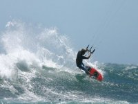 跳风筝冲浪独特的经验