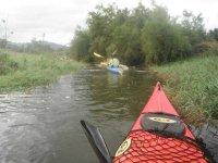 Discovering the Ría de Villaviciosa by kayak