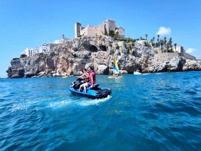 Ruta en buggy y moto de agua en Alcossebre