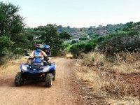 Comenzando nuestra aventura en quad
