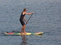 Paddle surf en Tenerife