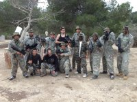 eventos paintball