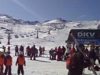 Aprende a esquiar en Sierra Nevada