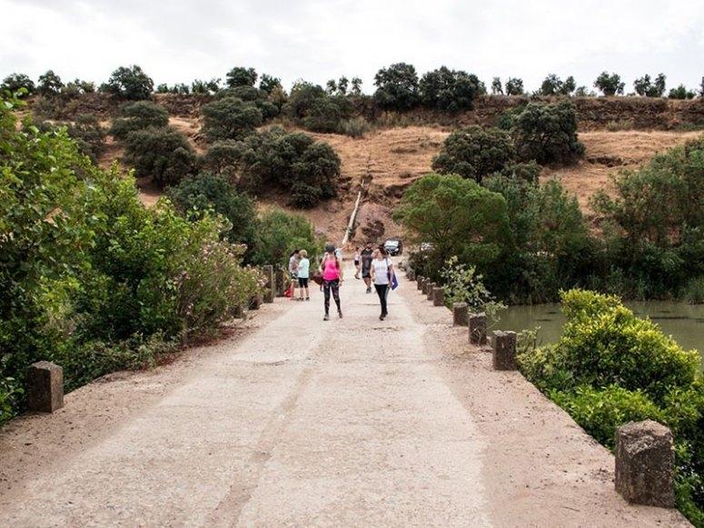 Descubriendo los parajes del Parque Natural de Andújar