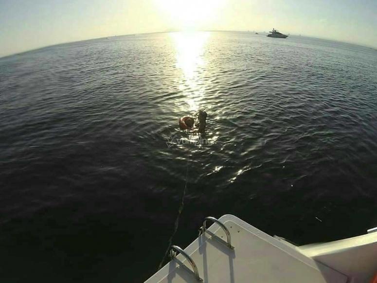 Disfruta del mar Menor en barco