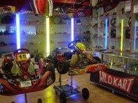 Tienda especializada en material de karts