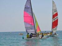 Sailing course in Roquetas