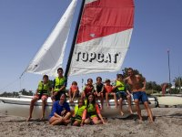 Our young sailors
