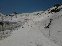 Deslízate por las pistas de snowboard