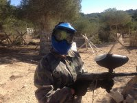 Accurate shooting in paintball