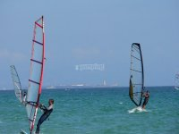Windsurfing con la empresa
