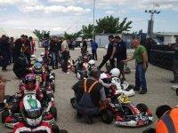Karting all'aperto con Honda 200 a Finestrat