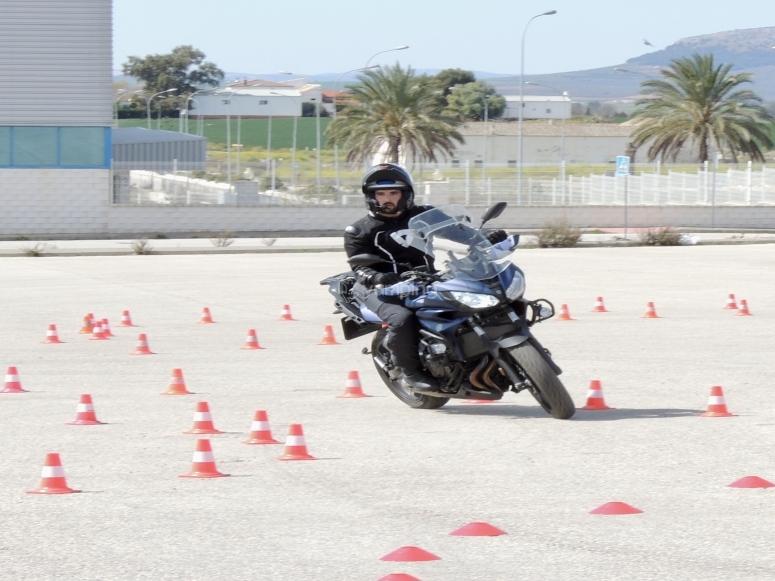 Circuito motociclistico sfidante