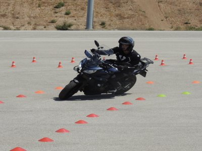 Expert level course Antequera for motorcycles 4 h