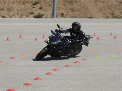 Curso nivel Experto en Antequera para motos 4 h