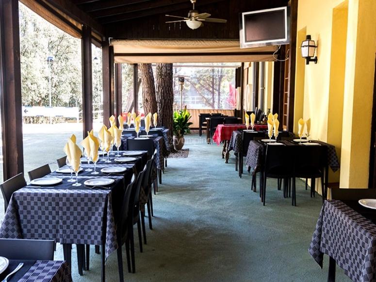 Nuestro estupendo restaurante