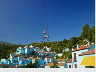 Multi-Adventure Circuit in Aldea Azul
