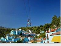 蓝色村庄的多冒险电路