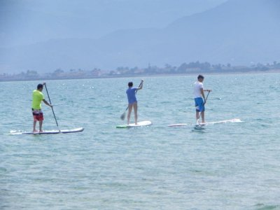 Paddle Surfing tour Castiblanque 90 min