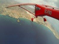 1-Hour Aircraft Flight in Murcia