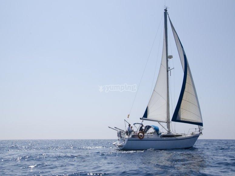 Un velero para 2
