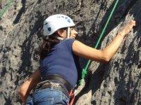 Madre escaladora