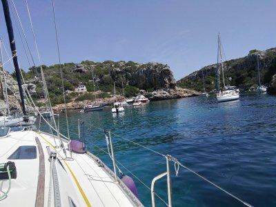 Travesía en velero por las islas Baleares 1 semana