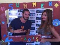Gines and Raquel de Fama