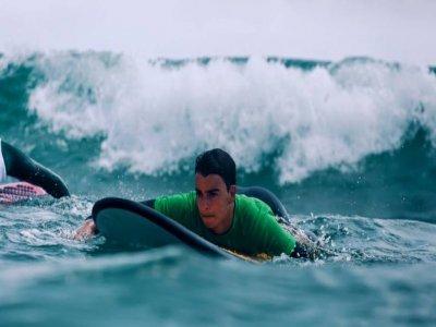 Corso di surf per principianti a Valencia