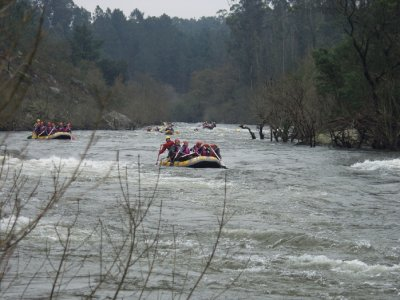 Amextreme Aventura Rafting